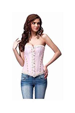 INTIMAX Women's Corset + Tanga Olimpo Bustier