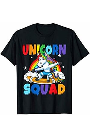 Unicorn Squad Surfer Surfing Surf Gifts Magical Unicorn Squad Surfer Surfing Surf Gift T-Shirt