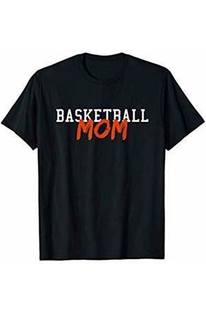QFire BASKETBALL Mom Summer Winter Sports T-Shirt