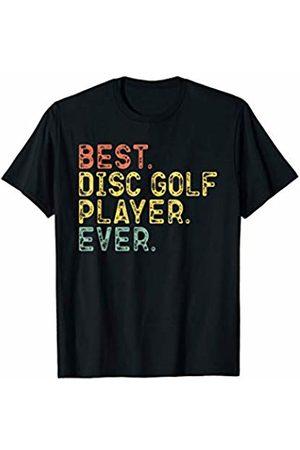 Best Disc Golf Ever Tees Best Disc Golf Ever Vintage Retro Gift T-Shirt
