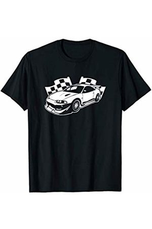 Muscle Car Shirt Classic Automobile Tee Novelty Mens T-Shirt Sports Car Automobile Fast Furious Racing