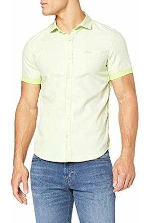 s.Oliver Men's 20.905.22.7620 Casual Shirt, ( 0060)