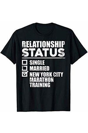 sloth running team funny shirts New york city marathon training T-Shirt