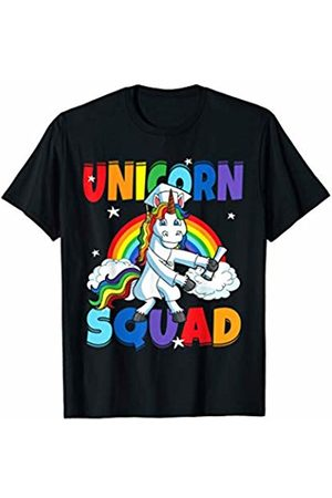 Class of 2019 Flossing Unicorn Squad Gifts Class of 2019 Flossing Unicorn Squad Floss Like A Boss Gift T-Shirt