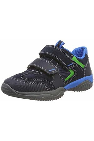 Superfit Boys' Storm Low-Top Sneakers, ( 80)