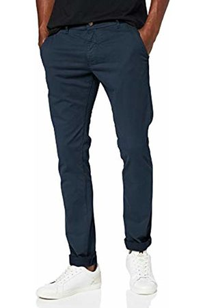 La Martina Men Chinos - Men's Man Chino Cotton Twill Stretch Trouser