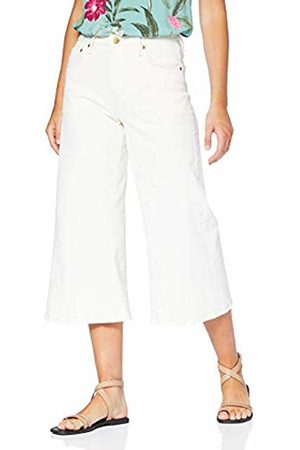 8a1a013b5a Pepe Jeans Women's Hailey Crop Pl203424 Flared Jeans, Off- Off- (Archive  Écru. Amazon