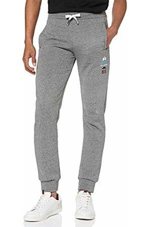 La Martina Men's Man Mouline' Fleece Jogging Pa Sports Trousers