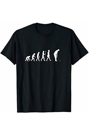 Funny Golfing Shirts Co. Golf Evolution Golfer TShirt Golfing Course Ball Par Gift T-Shirt