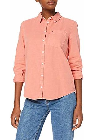 Tommy Hilfiger Women's Tjw Washed Regular Shirt Blouse