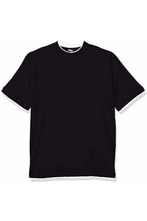 Urban classics S Men's Bekleidung Contrast Tall Tee T-Shirt T-Shirt