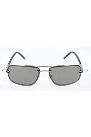 Montblanc Men's Mont Blanc Sonnenbrille Mb658S Sunglasses