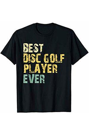 Best Disc Golf Ever Tees Best Disc Golf Ever Retro Vintage Gift T-Shirt