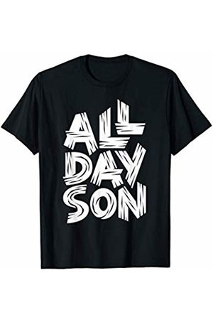 Pollia Design All Day Son Workout T-Shirt