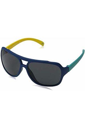 Skechers Boys' SE9030 Sunglasses, (Matte /Smoke)