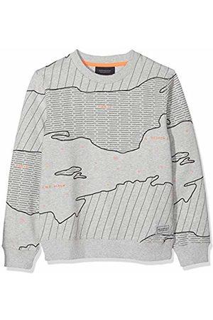 Scotch&Soda Shrunk Boy's N/a Sweatshirt Not Applicable