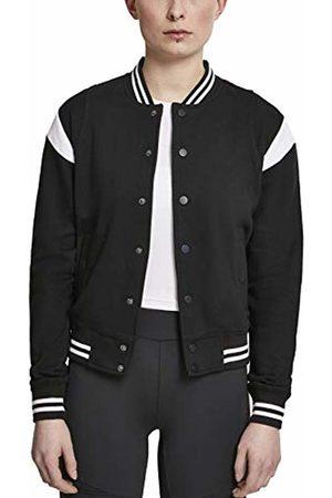 Urban classics Women's Ladies Inset College Sweat Jacket