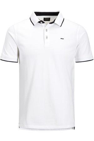 Jack & Jones Men Polo Shirts - Classic Plus Size Polo