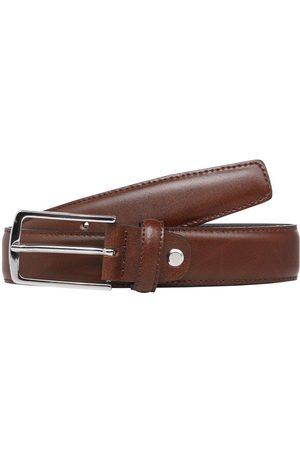 Jack & Jones Clean-cut Leather Belt
