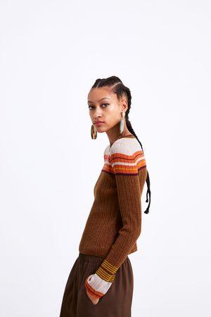 Zara Sparkly knit sweater