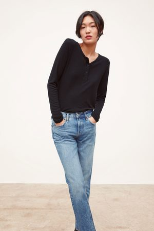 Zara Jeans zw premium cigarette sunset