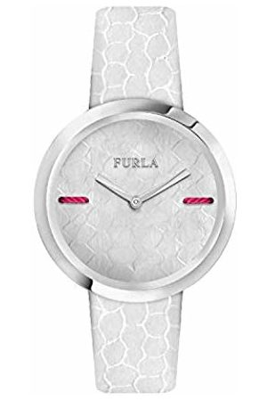 Furla Womens Analogue Quartz Watch with Leather Strap R4251110504
