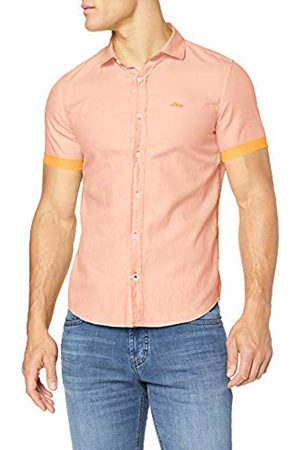 s.Oliver Men's 20.905.22.7620 Casual Shirt, ( 0090)