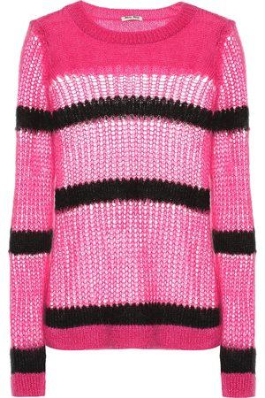 Miu Miu Mohair blend sweater