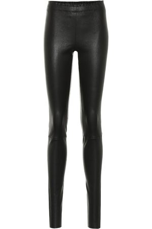 Stouls Carolyn leather leggings