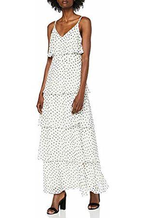 Dorothy Perkins Women's CAMI Ruffle Tiered Maxi Party Dress