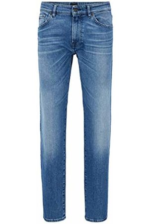 HUGO BOSS Men's Maine Bc-c Straight Jeans, (Bright 436)