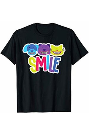 ADC Animals in Braces Shirts Smile Animals for Braces Wearers and Orthodontists Cute T-Shirt
