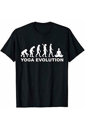 Yoga gifts Yoga Evolution T-Shirt
