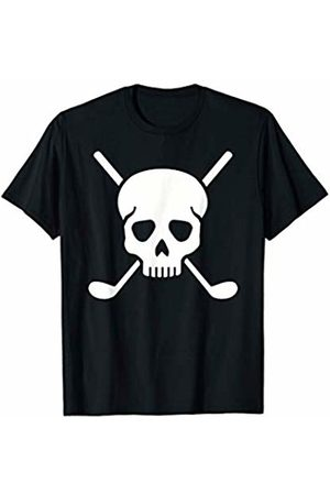 Golf gifts Golf skull T-Shirt