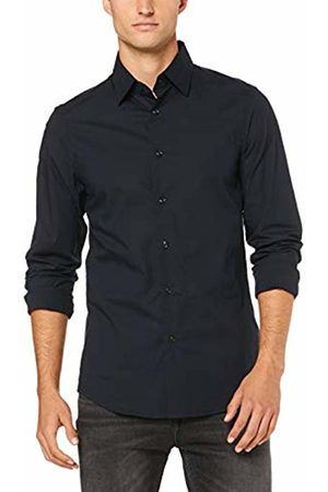 G-Star Men's Core Super Slim Denim Shirt, Mazarine 4213