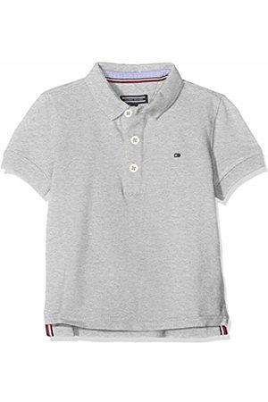 Tommy Hilfiger Boys Tommy Polo S/s Shirt, ( Heather 004)
