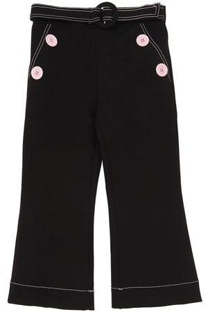 VIVETTA Viscose Blend Punto Milano Pants