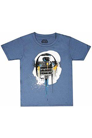 STAR WARS Boys T-shirts - Boy's R2D2 Drips T-Shirt