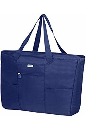 Samsonite Global Travel Accessories - Foldable Shopping Travel Tote 39 Centimeters 1 (Midnight )