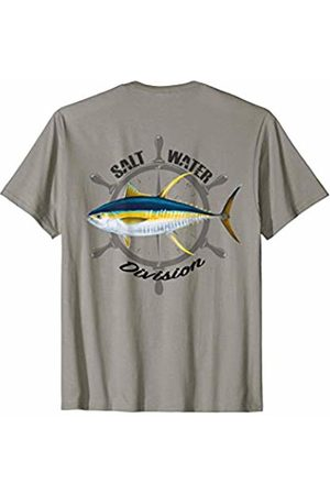 Found At Sea Salt water fishing shirt sea sport and game fish t-shirt