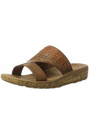 Rockport Women's Keona Slide Open Toe Sandals Size: 6 UK