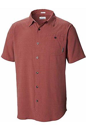 Columbia Men's Mossy Trail Short Sleeve Shirt