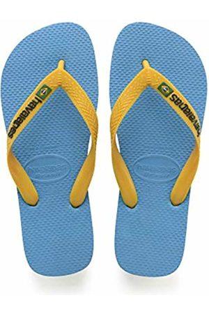 Havaianas Brasil Logo, Unisex Adult's Flip Flops