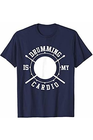 Cardio and gym tees drumming is my cardio Cardio and gym shirt drumming is my cardio T-Shirt