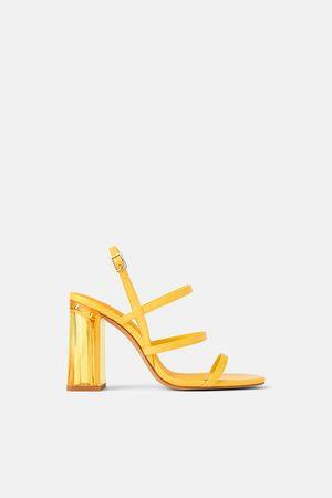 Block Heel Methacrylate Methacrylate Block Sandals Heel N0yvm8nOw