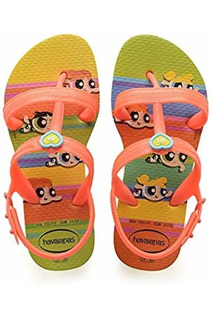 Havaianas Joy Powerpuff Girls Sling Back Sandals