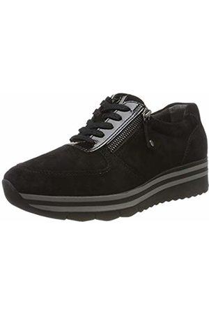 Tamaris Women's 1-1-23740-33 004 Low-Top Sneakers, Suede 4