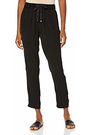 Morgan Women's 192-pjog.f Straight Jeans, Noir