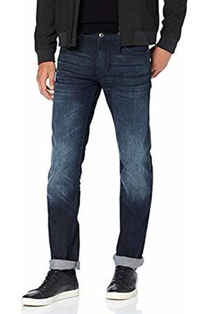HUGO BOSS Men's 708 Straight Jeans, Dark 405