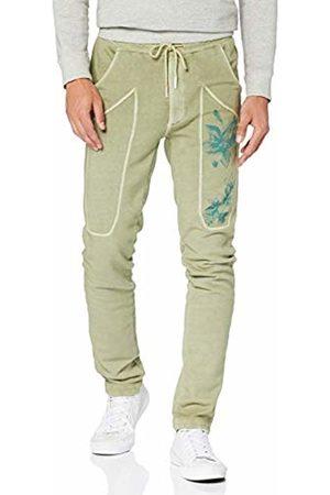Jeckerson Men's Gym Patch Slim Trouser